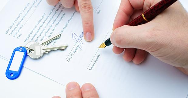 договор при аренде квартиры