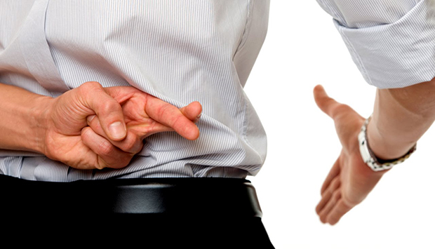 защита репутации компании от сотрудников мошенников